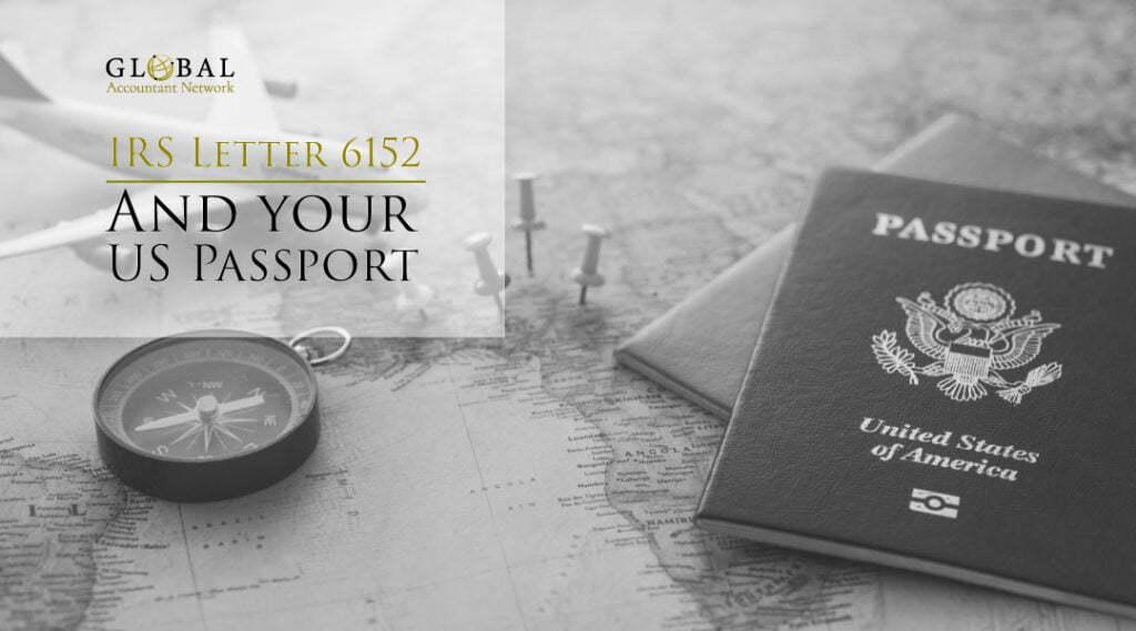 IRS Passport Revocation Options