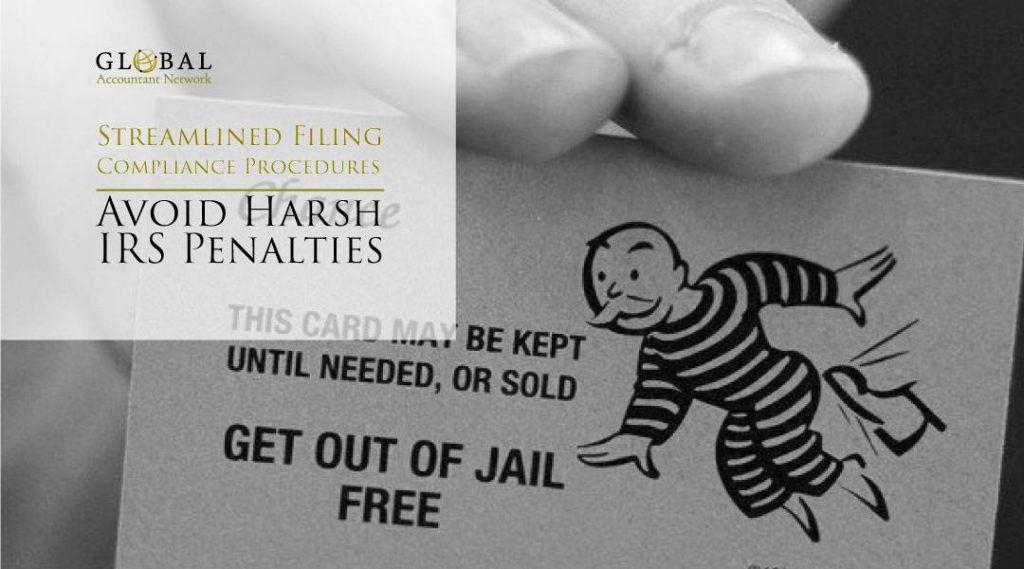 Filing Compliance avoid Harsh IRS penalties